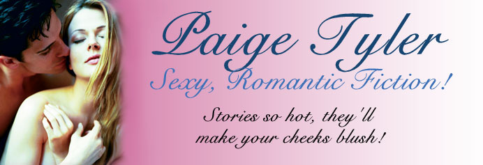 Paige Tyler - Author of Sexy, Romantic Fiction