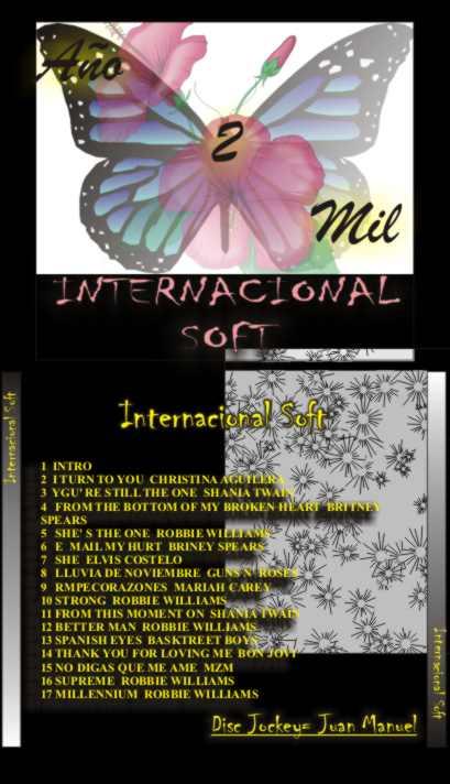 INTERNACIONAL SOFT 2000