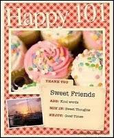 Sweet Friends Award