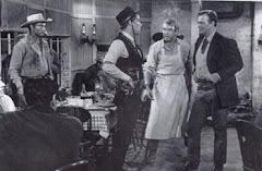 """""""El hombre que mató a Liberty Valance"""", J. Ford, 1962"""
