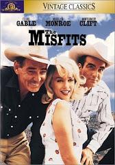 """Misfits"" Vidas rebeldes. John Huston, 1961"