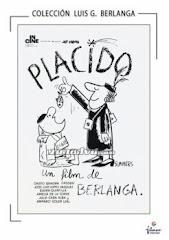 """""""PLácido"""" J.L. Berlanga, 1961- Corrosiva, surrealista, con sentido especial del humor..."""