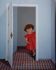 Maripili, niña curiosa, obra de Chu
