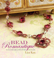 Bead Romantique: Elegant Beadweaving Designs