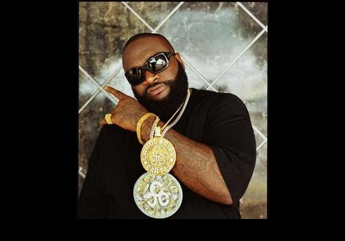rick ross tattoos. rick ross tattoos meaning.