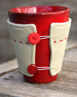 Mug Cosy Tutorial
