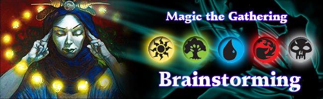 MTG - Brainstorming