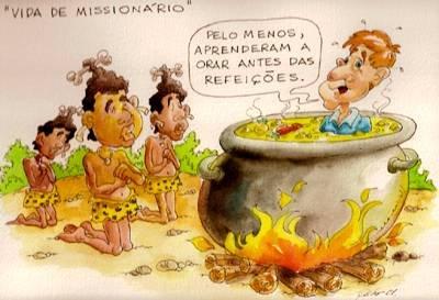 Vida de missionário