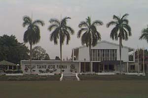 Star Sekolah Tuanku Abdul Rahman Kronis I