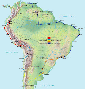The South American Trip