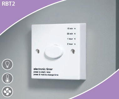 The RBT2 is an electronic run back timer which provides effective control for a variety of loads