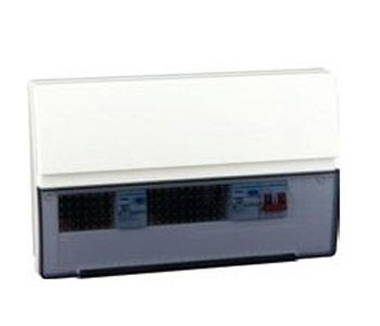 Hager Consumer Unit for home use - 17th Edition Consumer Unit, Hager 16 Ways