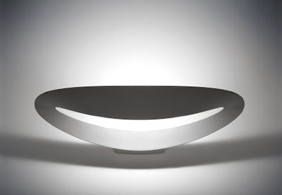 Artemide Mesmeri Halo Wall Light, design: Eric Sole