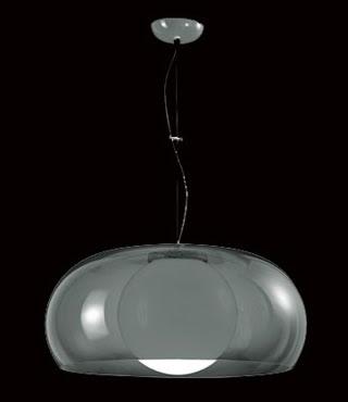 Balun Hanging Pendant, light grey Balun Pendant MSX51003