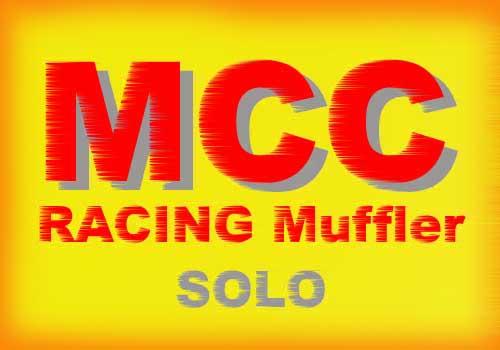 MCC RACING Muffler