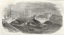 ST PATRICKS BRIDGE 1853