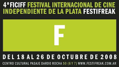 Logo del 4to FICIFF