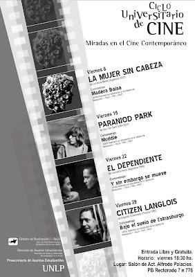 Ciclo de Cine de RyLA Mayo 2009