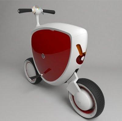 the shopping online le nouveau scooter lectrique design. Black Bedroom Furniture Sets. Home Design Ideas