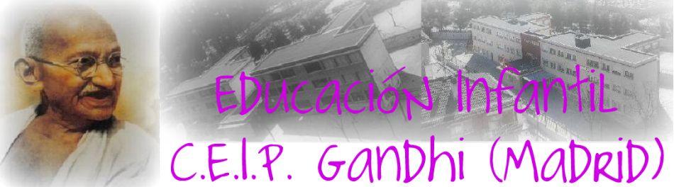 C.P. Gandhi  Madrid  Educación Infantil