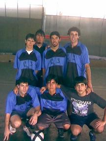 """Callejeros Sub Campeon Clausura 06´ Cat """"D"""""""