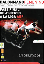 FASE FINAL ASCENSO ABF MONÓVAR 08