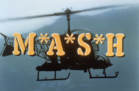 Promotional Poster for M*A*S*H