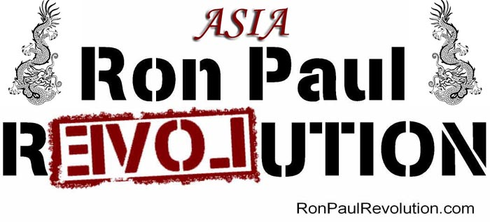 Asia For Ron Paul