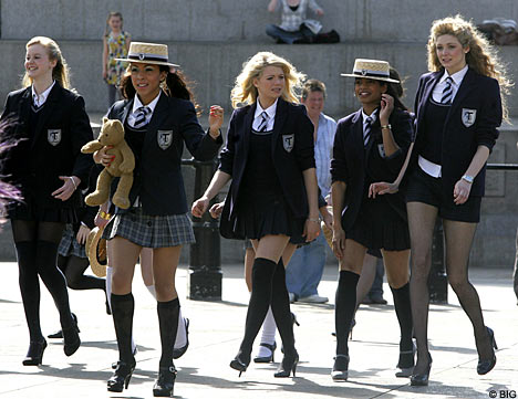Growing Number of British Schools Banning Skirts: Stupid or Smart?