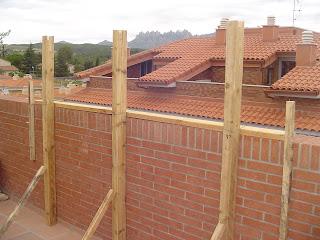 Vision arquitectonica tecnicas y tips muros de ladrillo - Muros de ladrillo visto ...