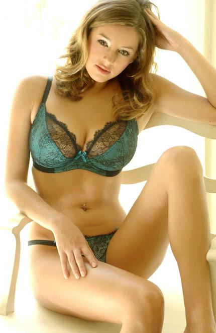 hazel english nude model
