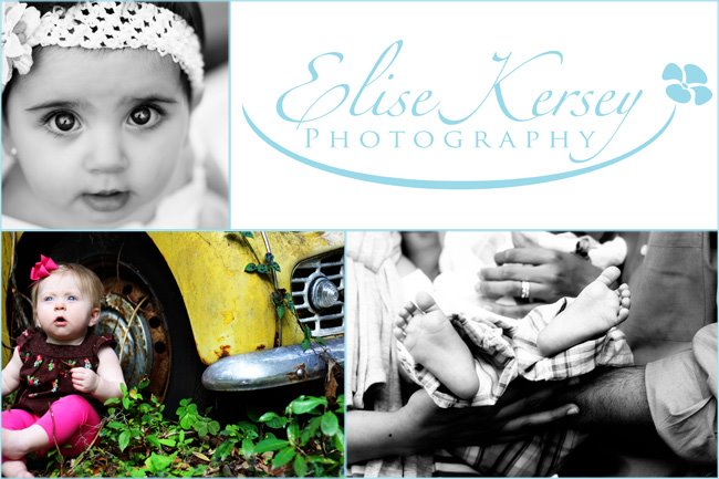 Elise Kersey Photography - Newborn Baby Infant Child & Wedding Photographer Gainesville FL