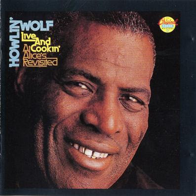 Howlin' Wolf - Megapost (discografía, bootlegs)