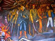 Bicentenario de la Independencia de México. Estimados amigos les comento que . siqueiros