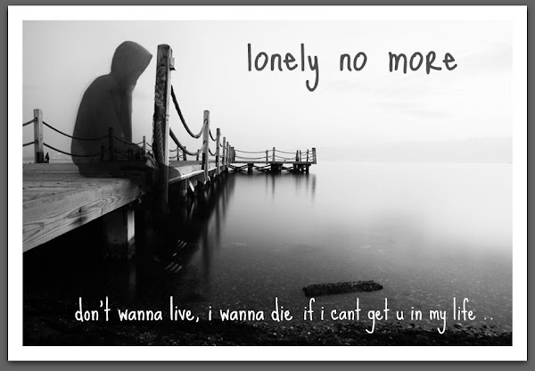 LoneLy nO M0re