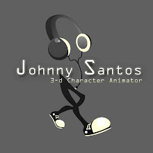 johnny santos 3d character animator resume