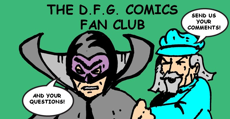 DFG Comics Fan Club