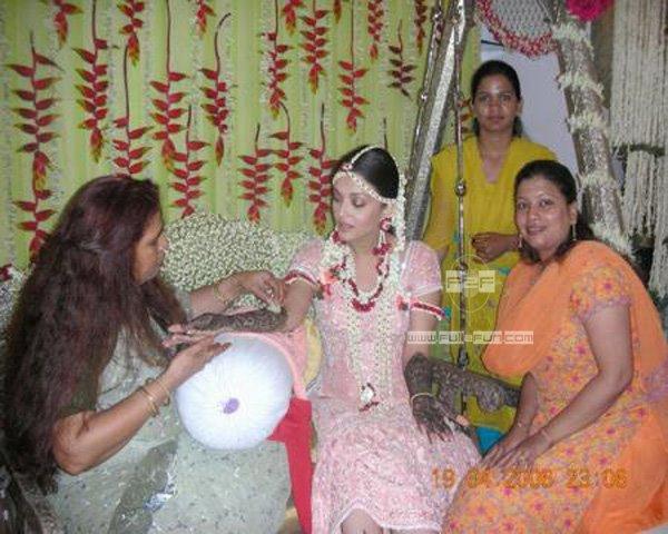 , Abhishek Aishwarya Rai Wedding Unseen Pics clicked on Mobile
