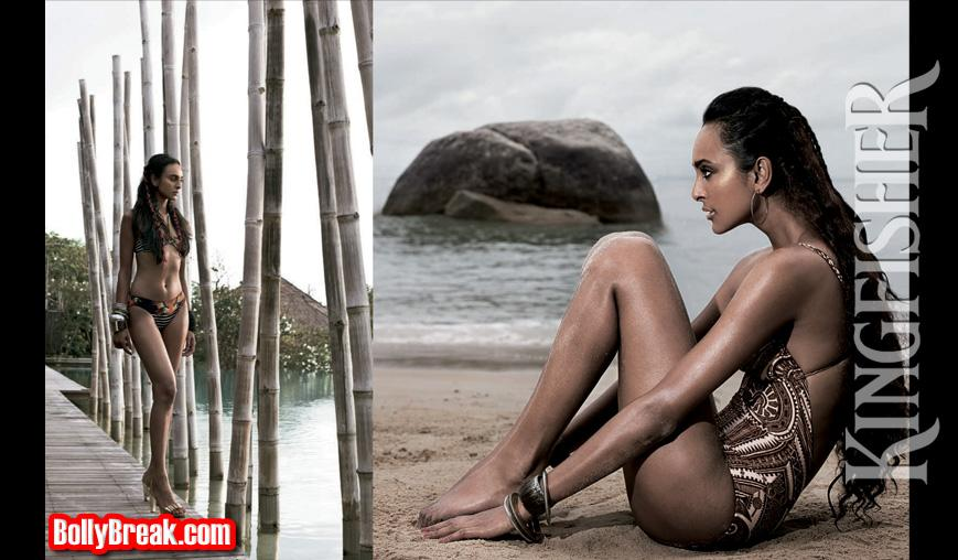 , Kingfisher Calendar 2009 Pictures, Wallpapers, Models
