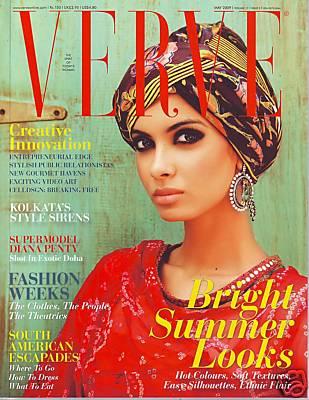 , Diana Penty Verve | Diana Penty Scans Verve Cover | Diana Penty Verve  Magazine Scans