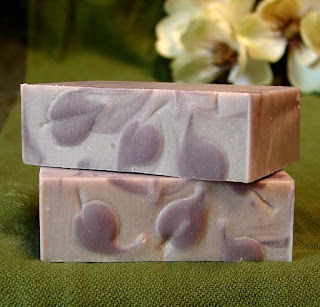 Lavender Sweetheart Soap