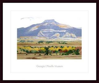 O'Keeffe, Abiquiu, Ghost-Ranch