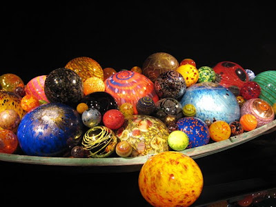 Chihuly Float Boat