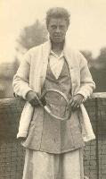Eleanora Sears, Tennis