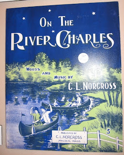 On the River Charles sheet music