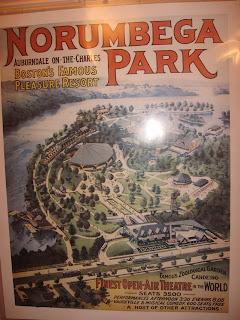 Norumbega Park poster