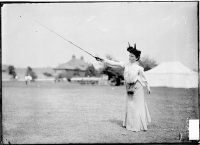 oman flyfishing, Chicago, 1905