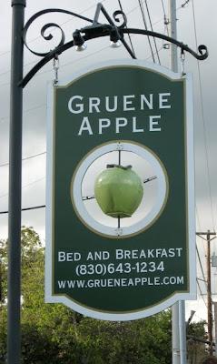 Gruene Apple
