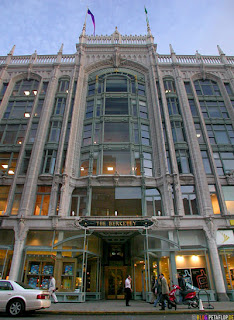 The Berkeley at 420 Boylston Street