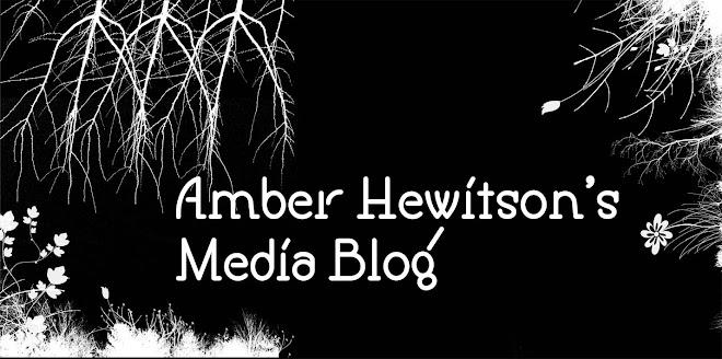Amber's Media Blog